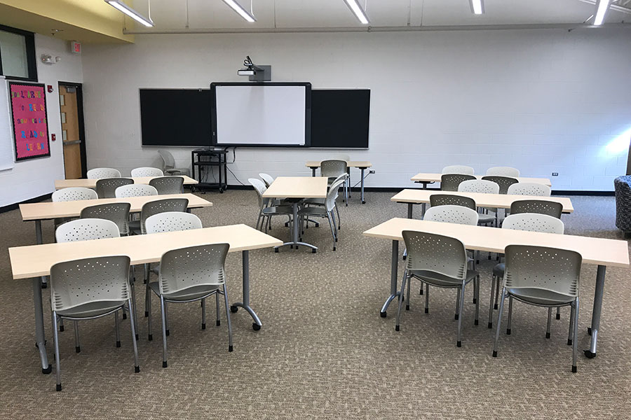 Larson Company - Featured Environments - 21st Century Learning