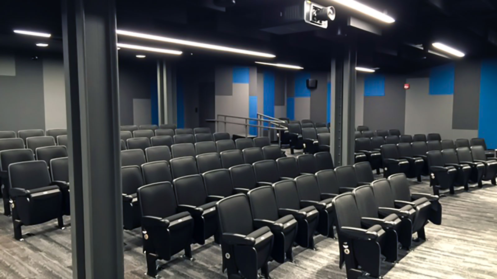 Larson Company – Project Galley – Auditorium | Theater | Lecture Hall – 3