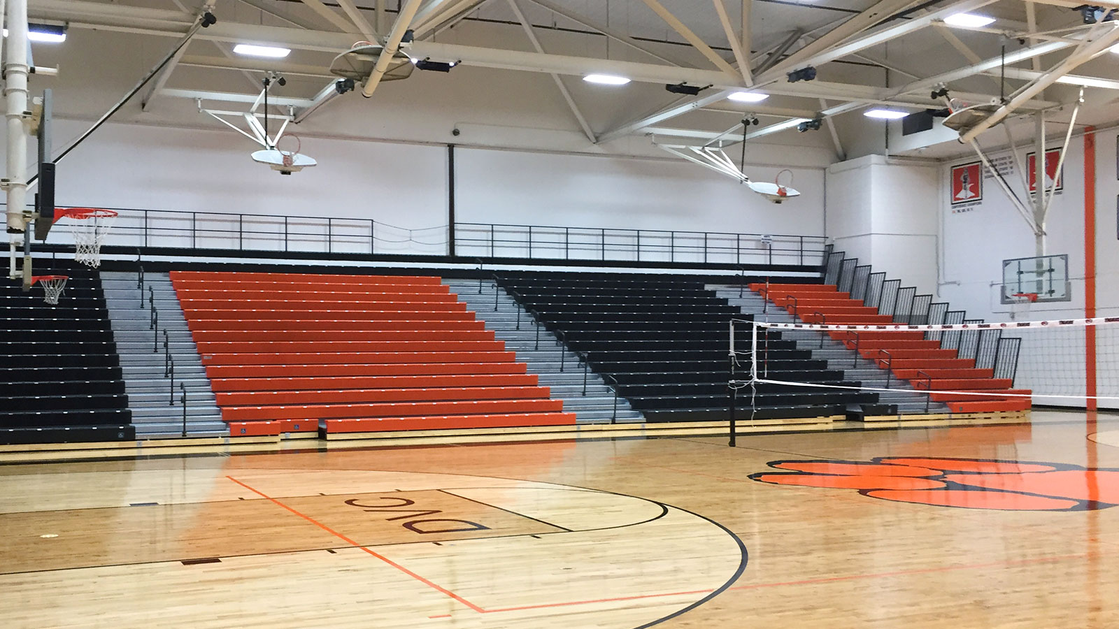 Larson Company – Project Gallery – Gymnasium – 12
