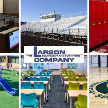 Meet The Larson Company: Premier Equipment & Furniture Supplier in Northern Illinois - The Larson Company